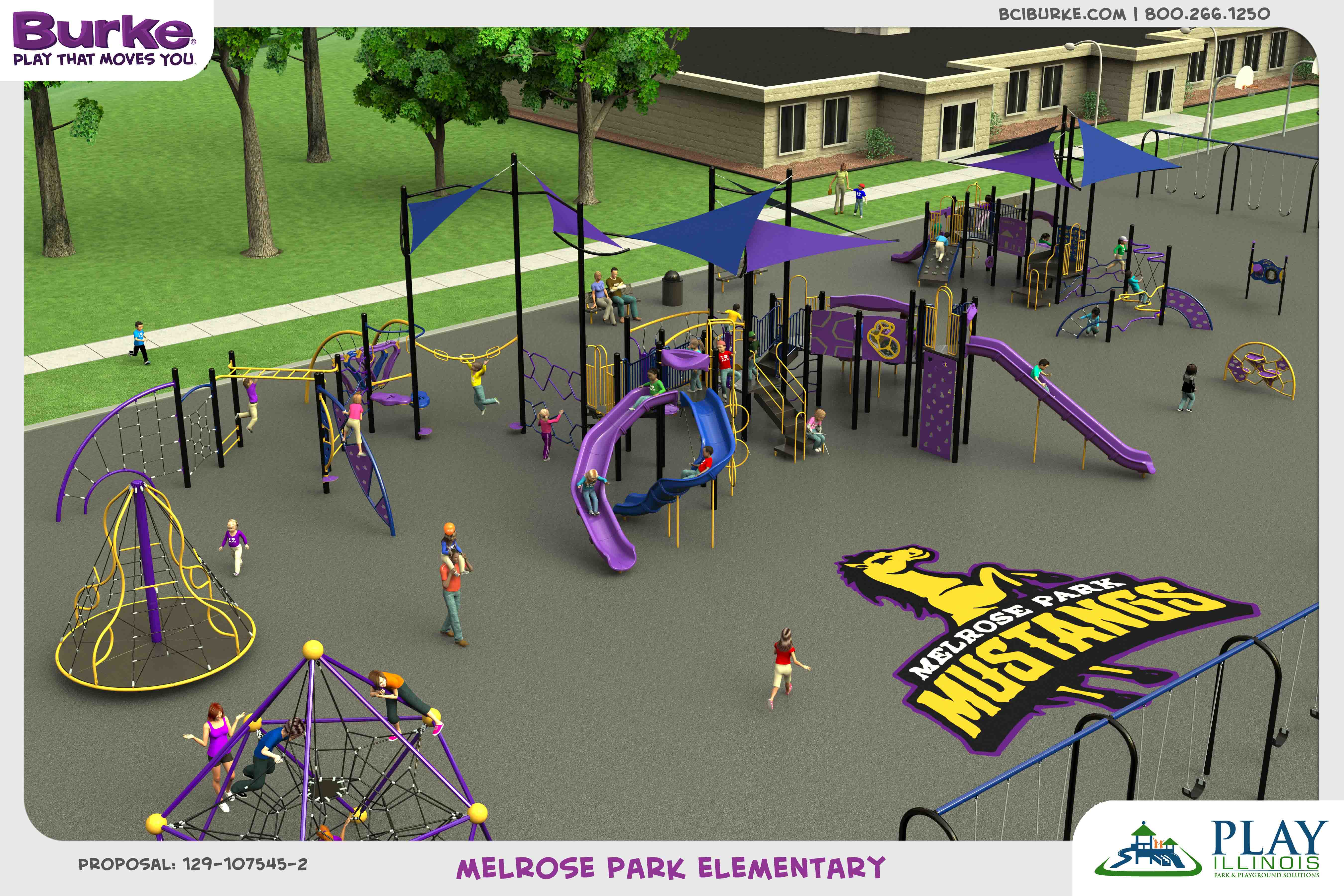 MelroseParkElementary-1 dream build play experience accessible playgrounds